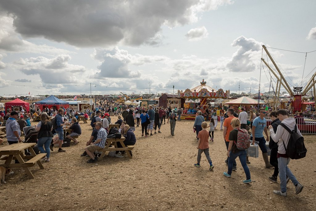 Dorset Steam Fair 2018