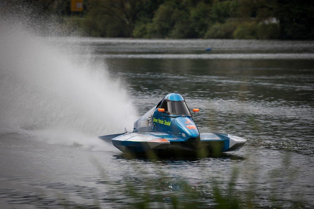 Speedboot Rennen Traben Trarbach 2017